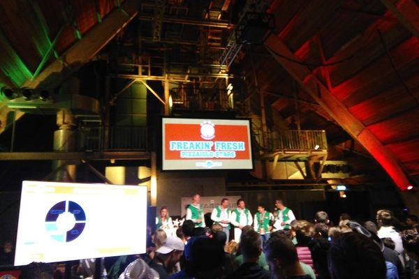 New York Pizza Pizzaiolo Challenge - Project in beeld (1)