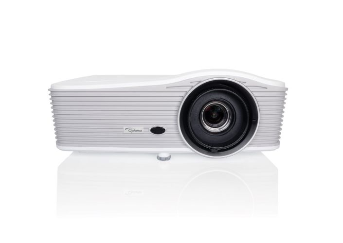 Uitbreiding assortiment: Optoma WU515T projector