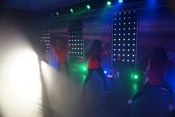 The night of the talents - Project in Beeld (3)